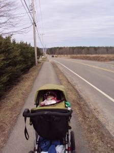 Running the roads