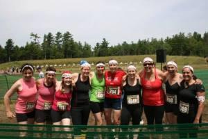 Mud Hero Team (all Mom's)