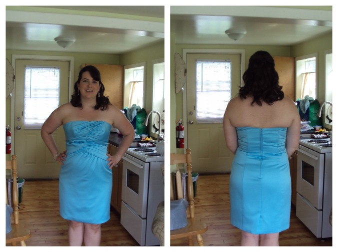 bridesmaid dress PR