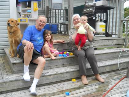 Canadian Grandparents.