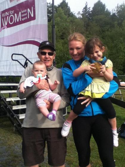 Canadian Gold Medalist - Heather Moyse - Bobsledding.