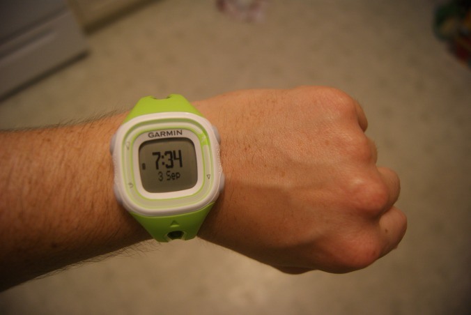 My Green Garmin