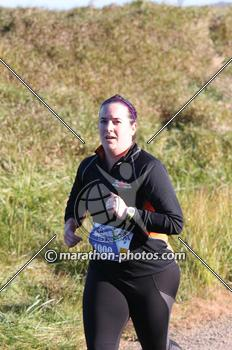 Terrible photo of me running :)
