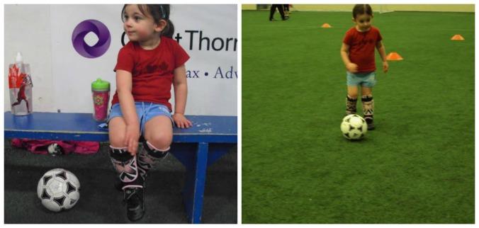 soccer lilly