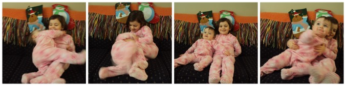 Christmas 2 2013 girls together