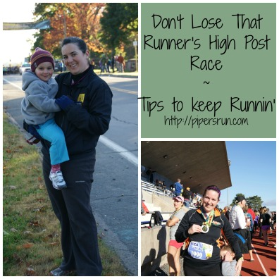 tips to keep running