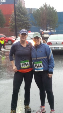 Happy Runners before!