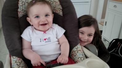 Hilary and Lillian