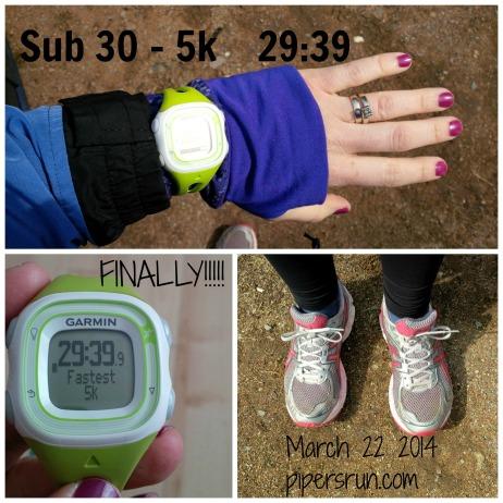 spring run sub 30 - 2A