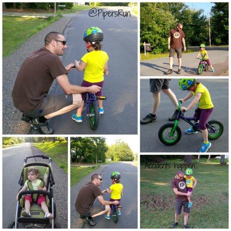 PR biking fun