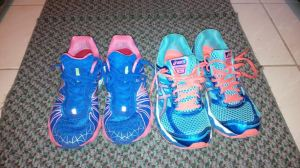 Asics or New Balance ???