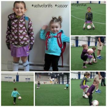 PR A4Life Lilly Hilary soccer
