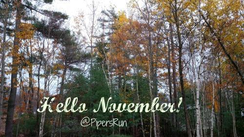 PR Hello November