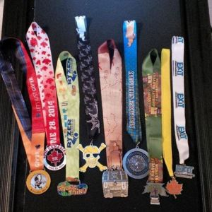 medals monday