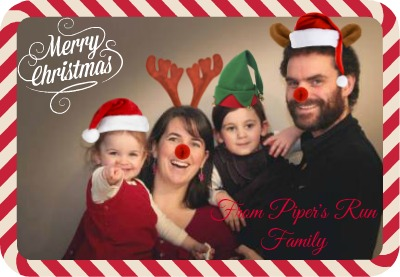 Merry Christmas from Piper's Run Family