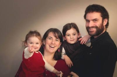 Out little family Dec 2014