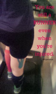 Still a runner PR