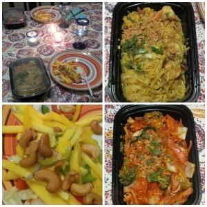Thai Food - double yum!