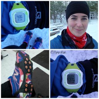 winter run jan 10th 2015