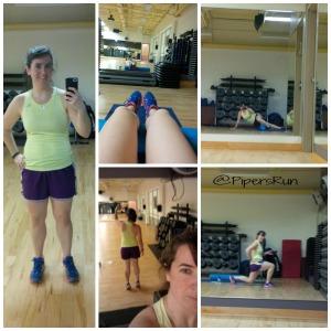 anna gym combo