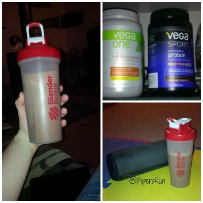 vega protein drink