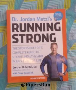 Dr. Jordan Metzl's book PR