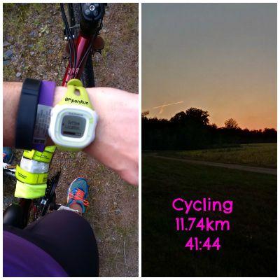 cycling sept 3rd