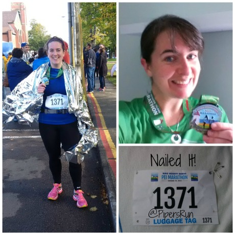 PEI 3rd Half Marathon 2015