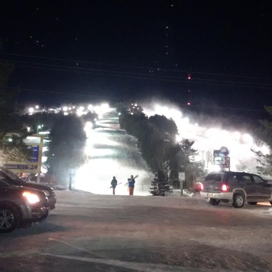 ski jan 22nd with sai