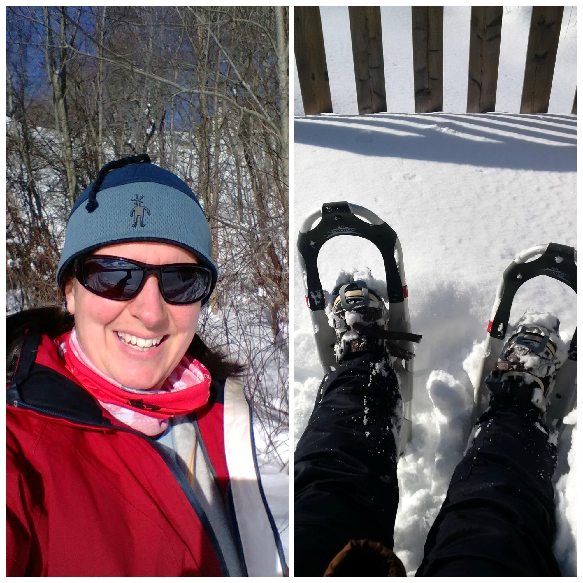 snowshoe jan 20th