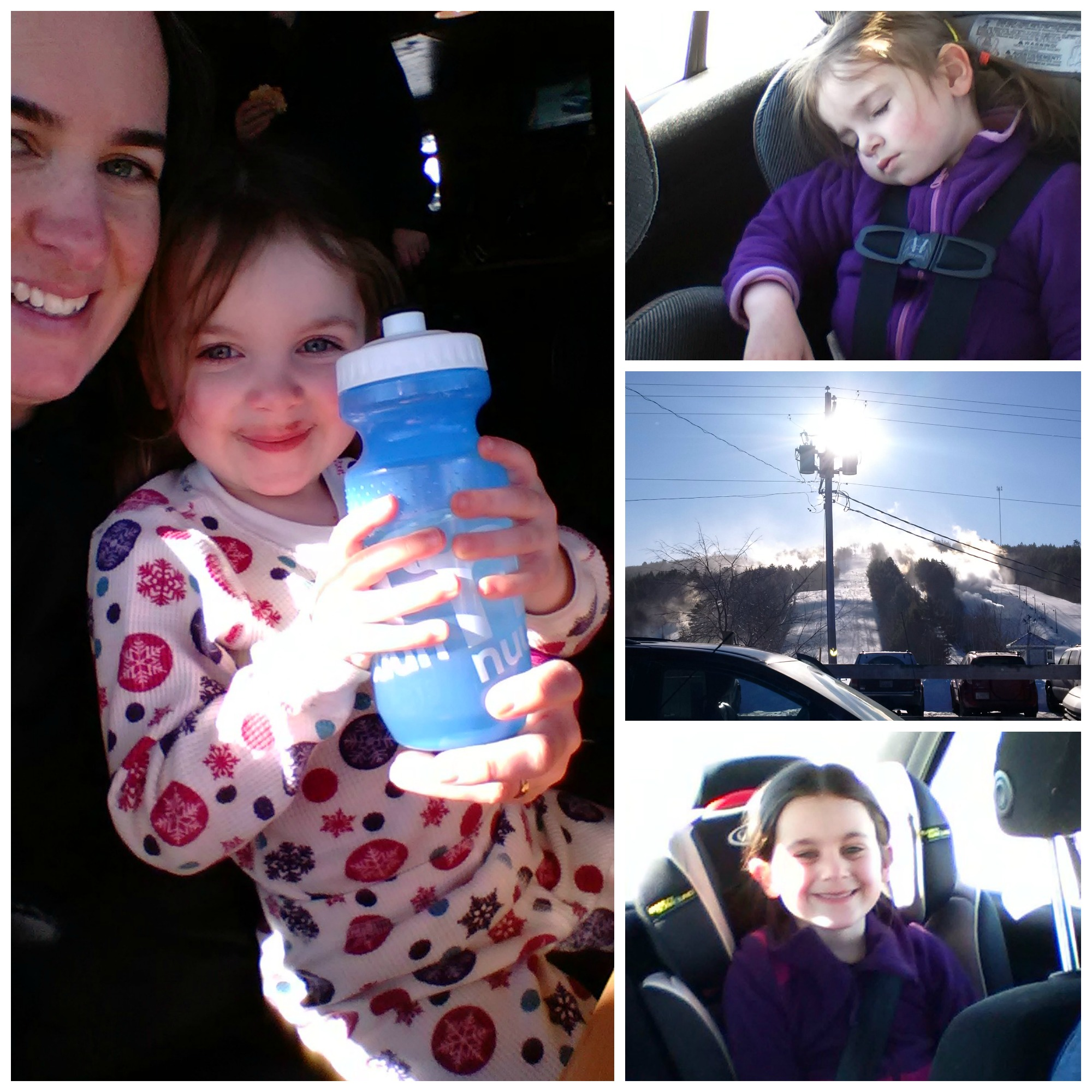 Feb 15th family day ski