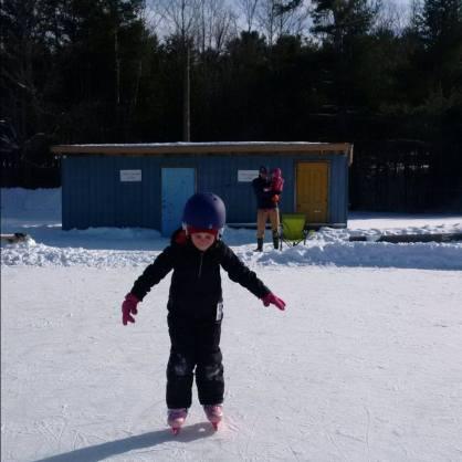 skating feb 14th