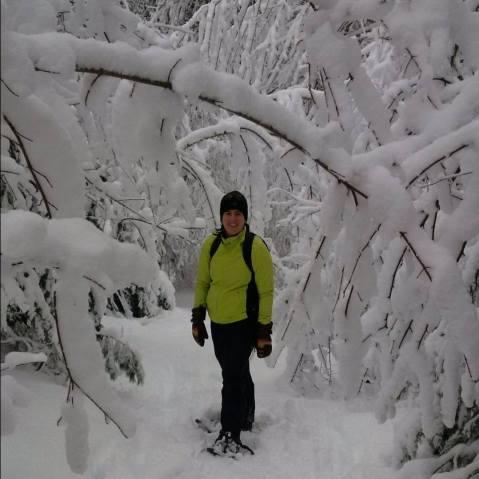 snow shoe Jan 30th
