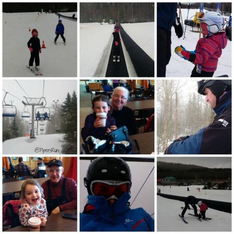 March Break ski trip PR