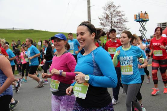 Bluenose Marathon Start 2016