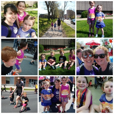 Kids Bluenose Run 2016