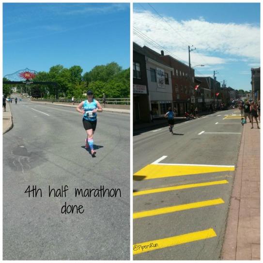 johnny miles half marahon done