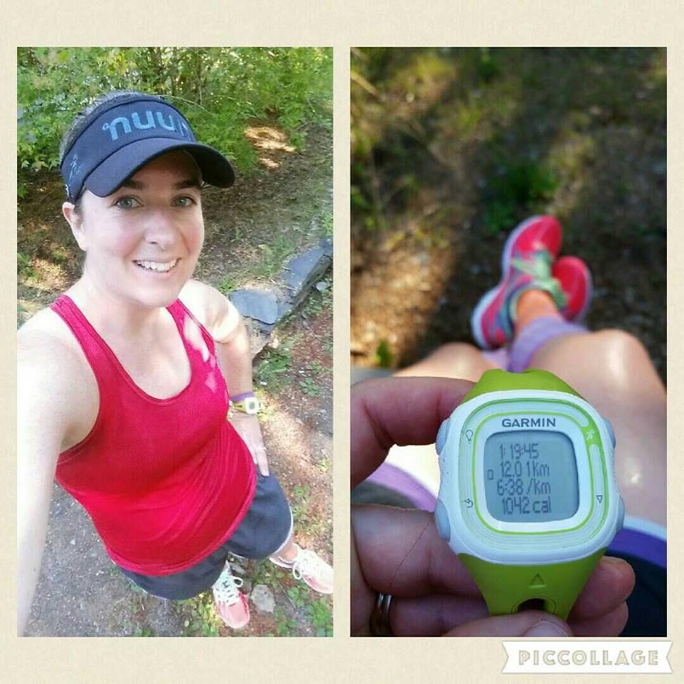 July 16th long run