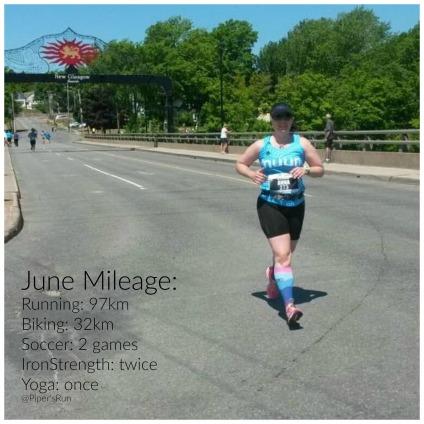 June Mileage
